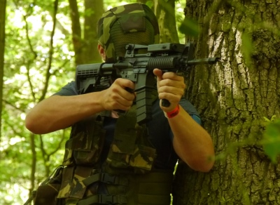 M4 Version 2 Airsoft Rental Package